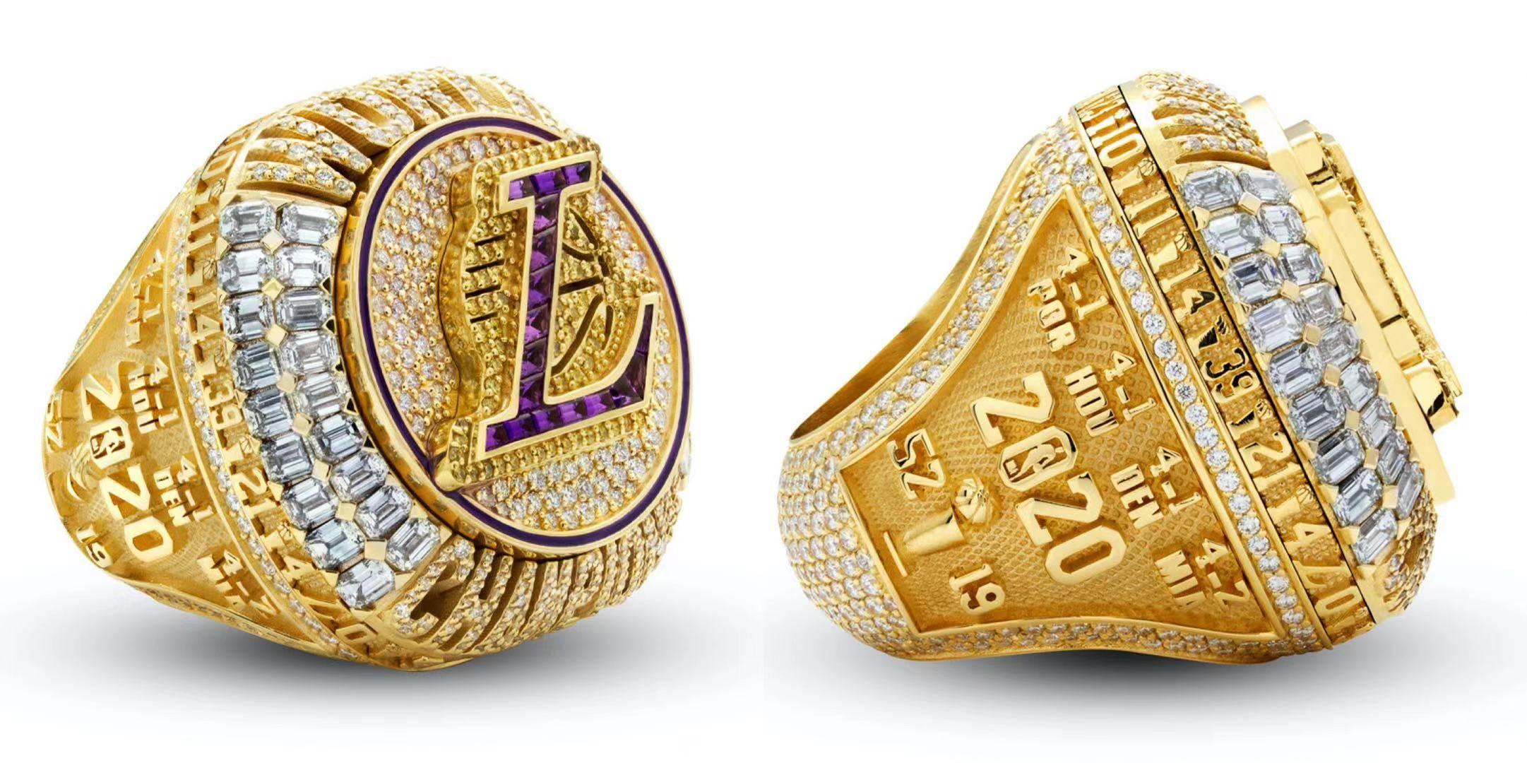 摩登日记|史上最贵的赛季总冠军戒指,藏着NBA对科比的思念