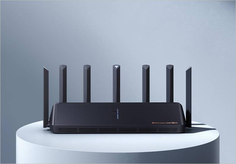 小米路由器AX6000待售:支持Wi-Fi 6增强价格599元