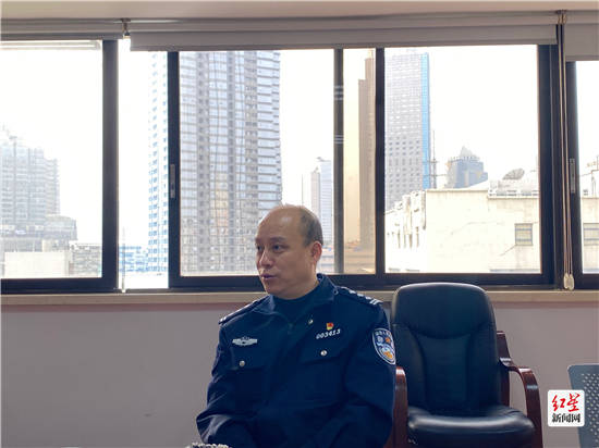 迎接第一个中国人民警察节 成都警察讲述他们的故事