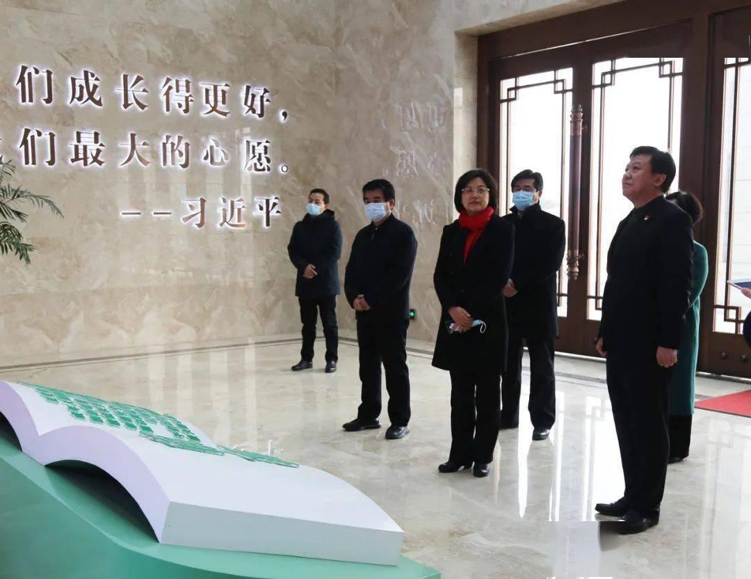 【履职】关爱未成年人健康成长,漯河市政协调研助力在行动