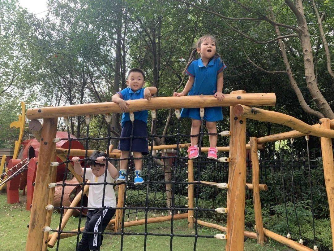 萧山这所幼儿园开启春季招生,园区大环境好,背景实力雄厚!超40%老师是研究生学历  第14张
