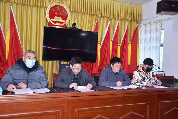 西平县芦庙乡召开流通领域食品安全工作会议