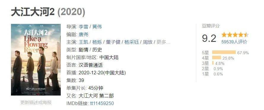 《大江大河2》是你现在最该看的电视剧