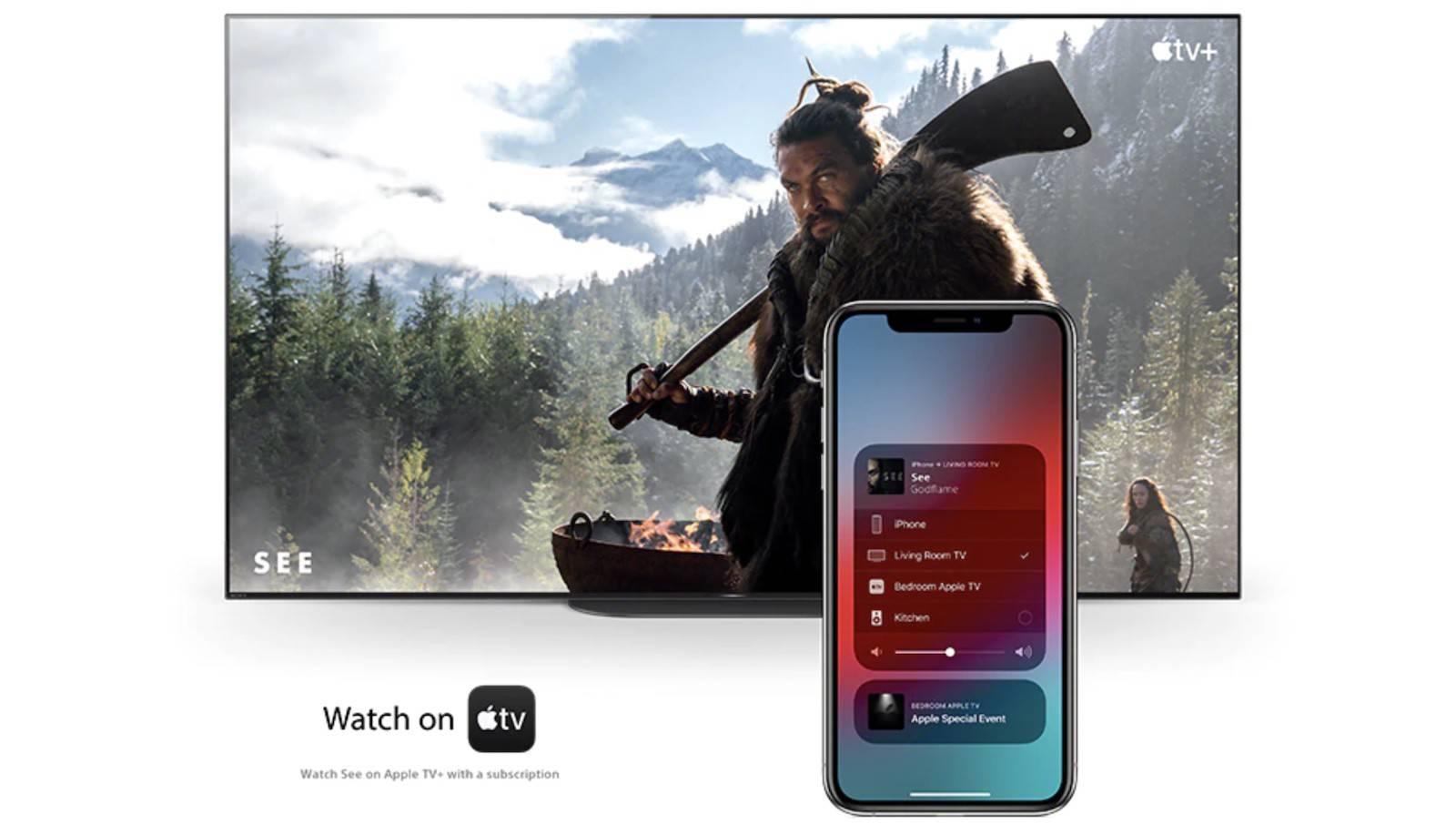 索尼推出一系列4K/8K电视:支持HomeKit和AirPlay 2