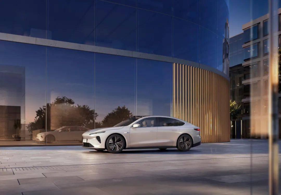 威来的未来来了。威来的新车ET7续航1000多公里