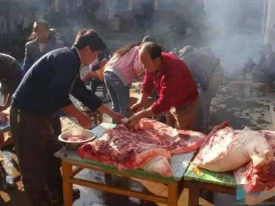 今年能请你吃杀猪饭的峨眉人一定要珍惜!