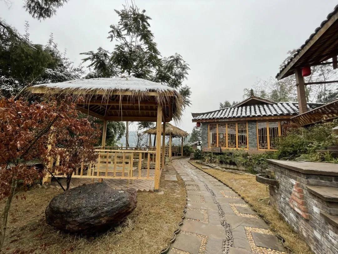 中江仓山的西阁村变了