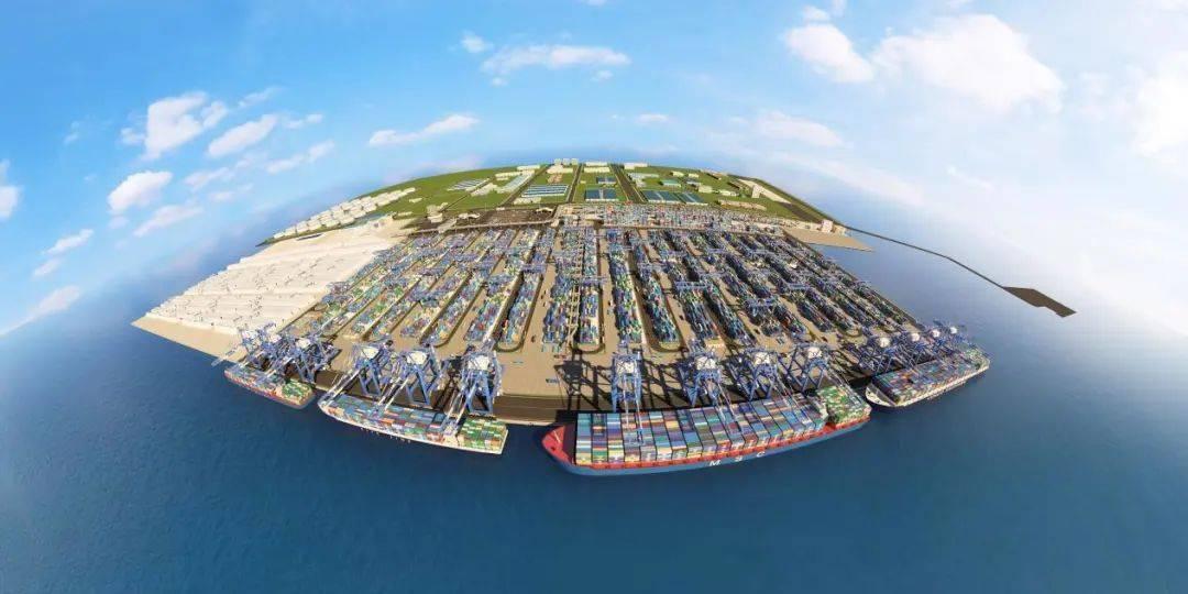 智慧交通样板!北部湾港自动化集装箱码头项目获评广西交通运输科技示范工程