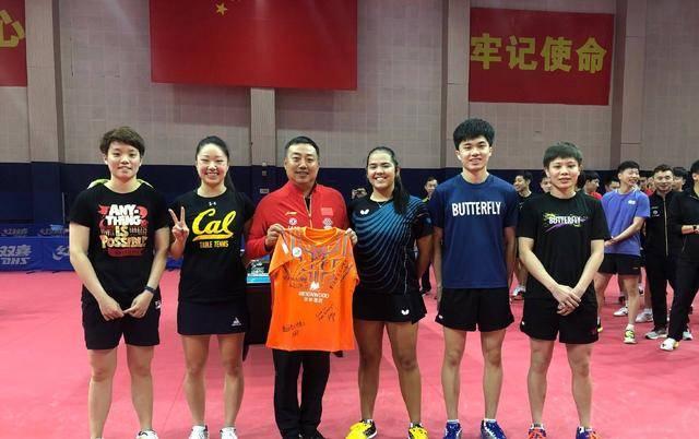 刘国梁生日快乐!45岁生日在训练中度过,东京奥运会后或将退休