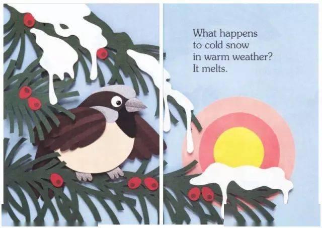 绘本故事:《I Am Snow》我是雪  第15张