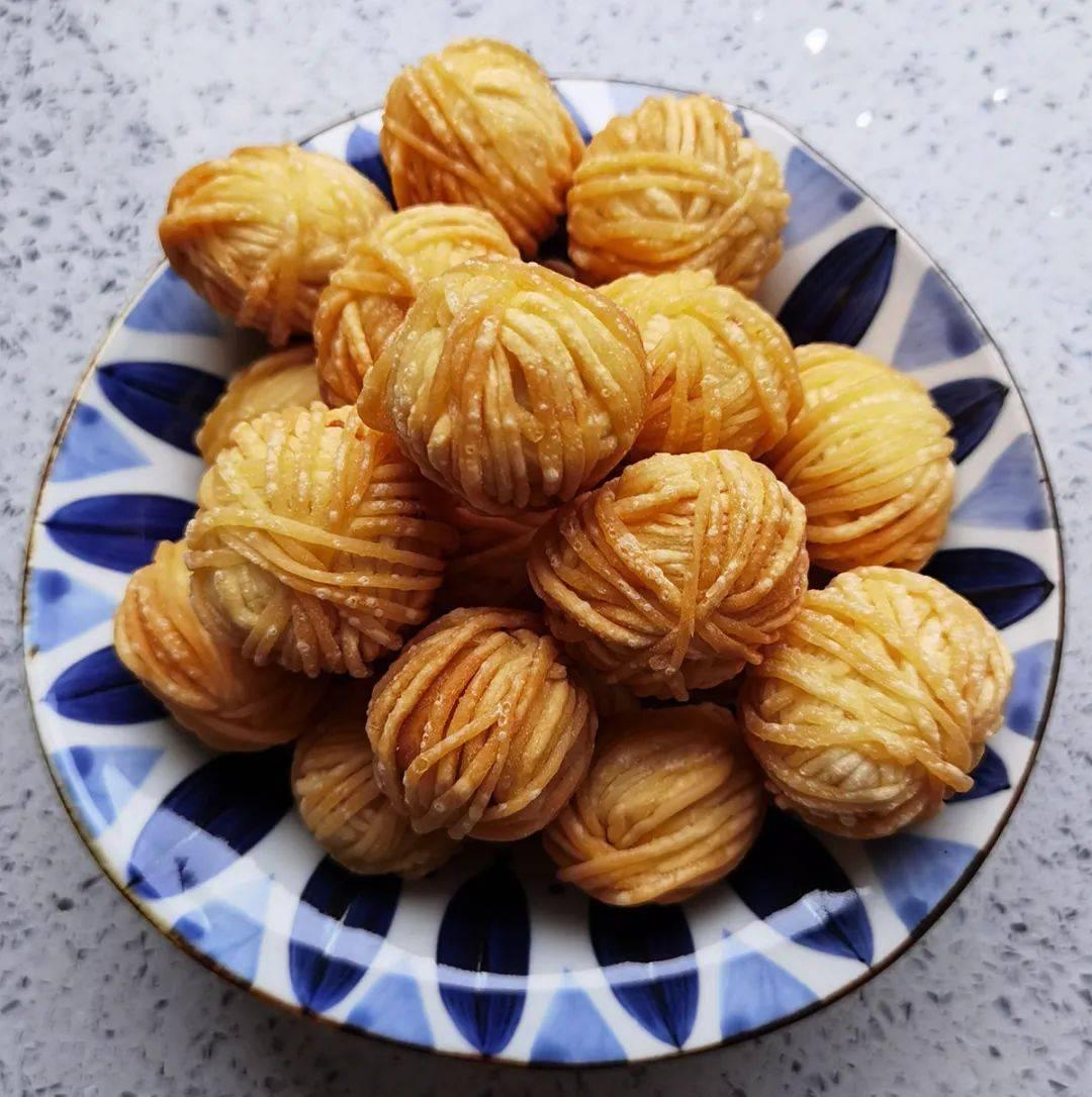 腰缠万贯:食材做法都简单,金黄酥脆,寓意好