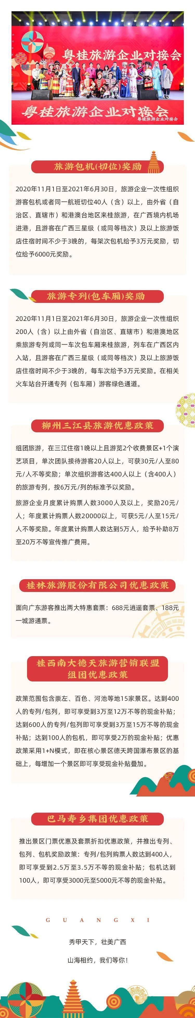 头条|两广一家亲,粤桂文旅企业携手乘风破浪