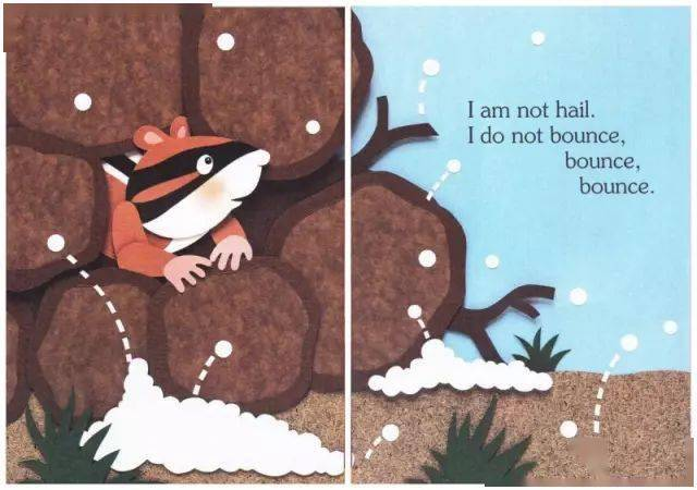 绘本故事:《I Am Snow》我是雪  第3张