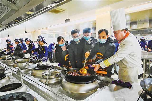 【在行动】渝北区开办各类免费技能培训班