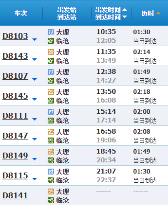 车票已开售!1月20日起昆明至临沧动车增至4对