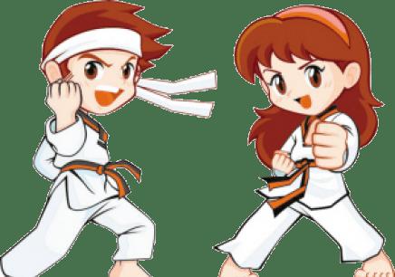 跆拳道,给孩子成长的力量!