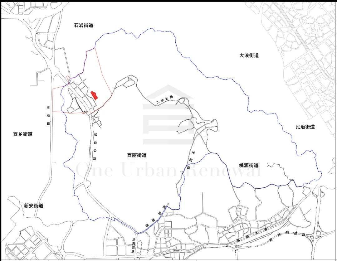 约30.5万平,南山西丽、宝安燕罗再添新型产业用地!