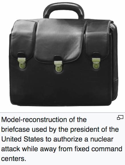"""军事专家:特朗普使用""""核按钮""""发起核打击可能性为零"""
