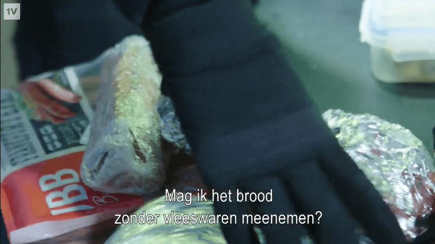 """英司机过关荷兰三明治被没收,被招呼""""欢迎来到脱欧时代"""""""