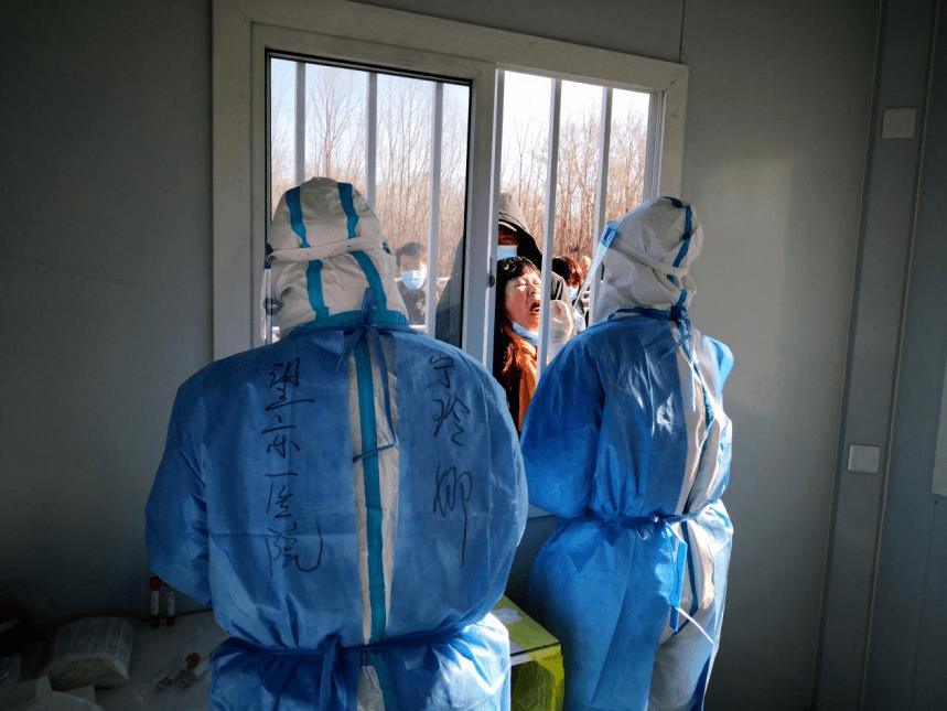感谢!这9家非公医疗机构和20支市级支援队伍驰援顺义区核酸检测