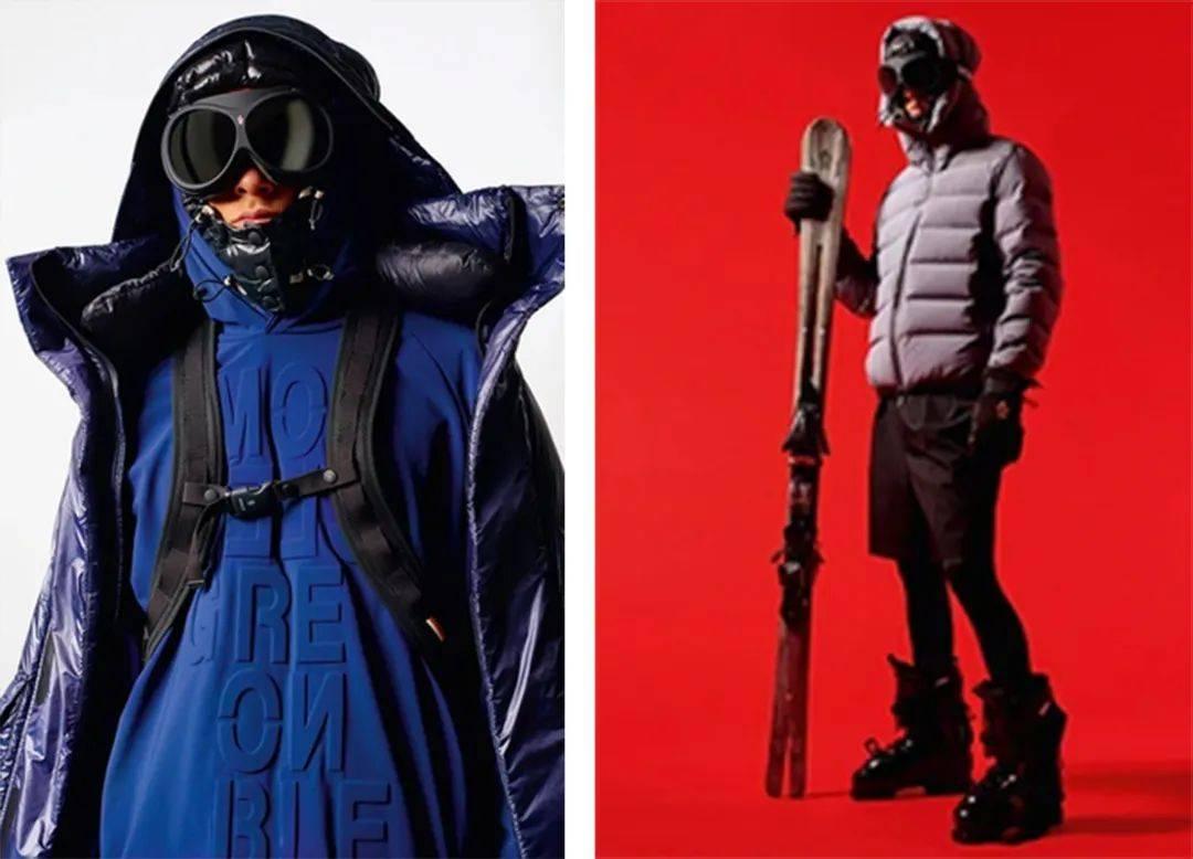 滑雪服不够拉风,还怎么发朋友圈?