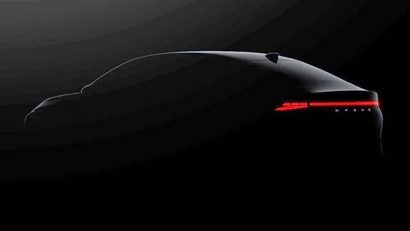 预计10月投产 小鹏第三款车型或命名为小鹏P5