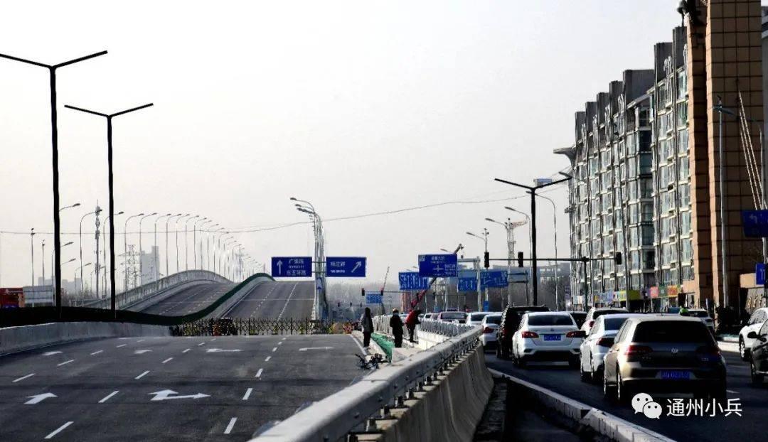 免费通行!通州这条隧道限速80km/h,还没有红绿灯!