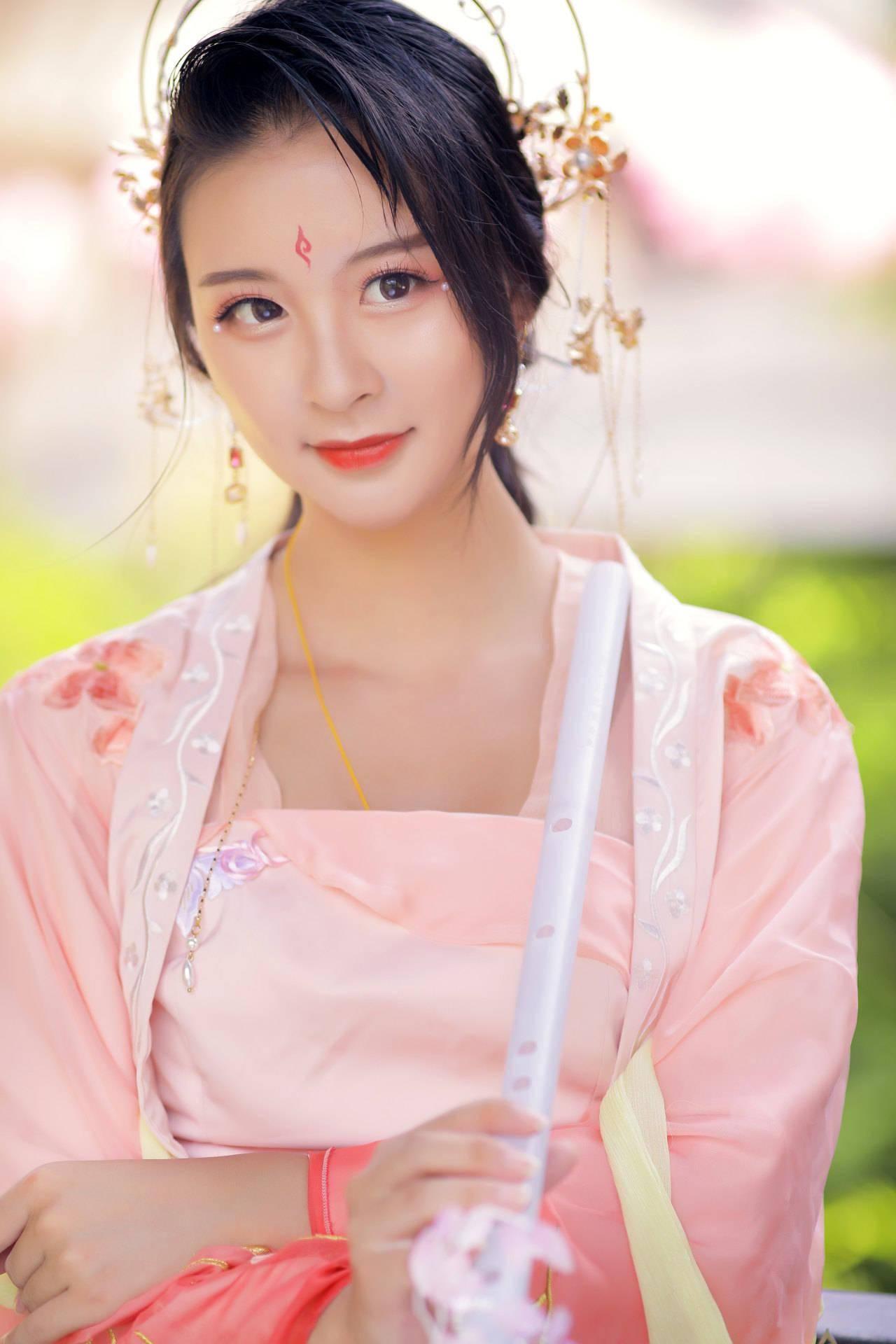 天涯明月刀·心王·逐花cosplay