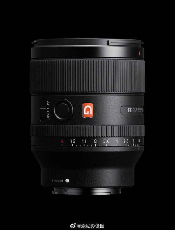 索尼发布FE 35mm F1.4 GM全画幅定焦镜头 轻巧紧凑