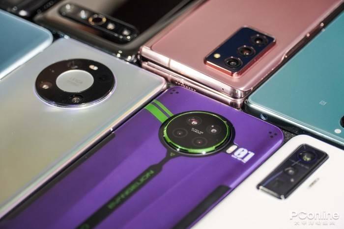 2020年度性能手机评测:八机混战谁将登顶