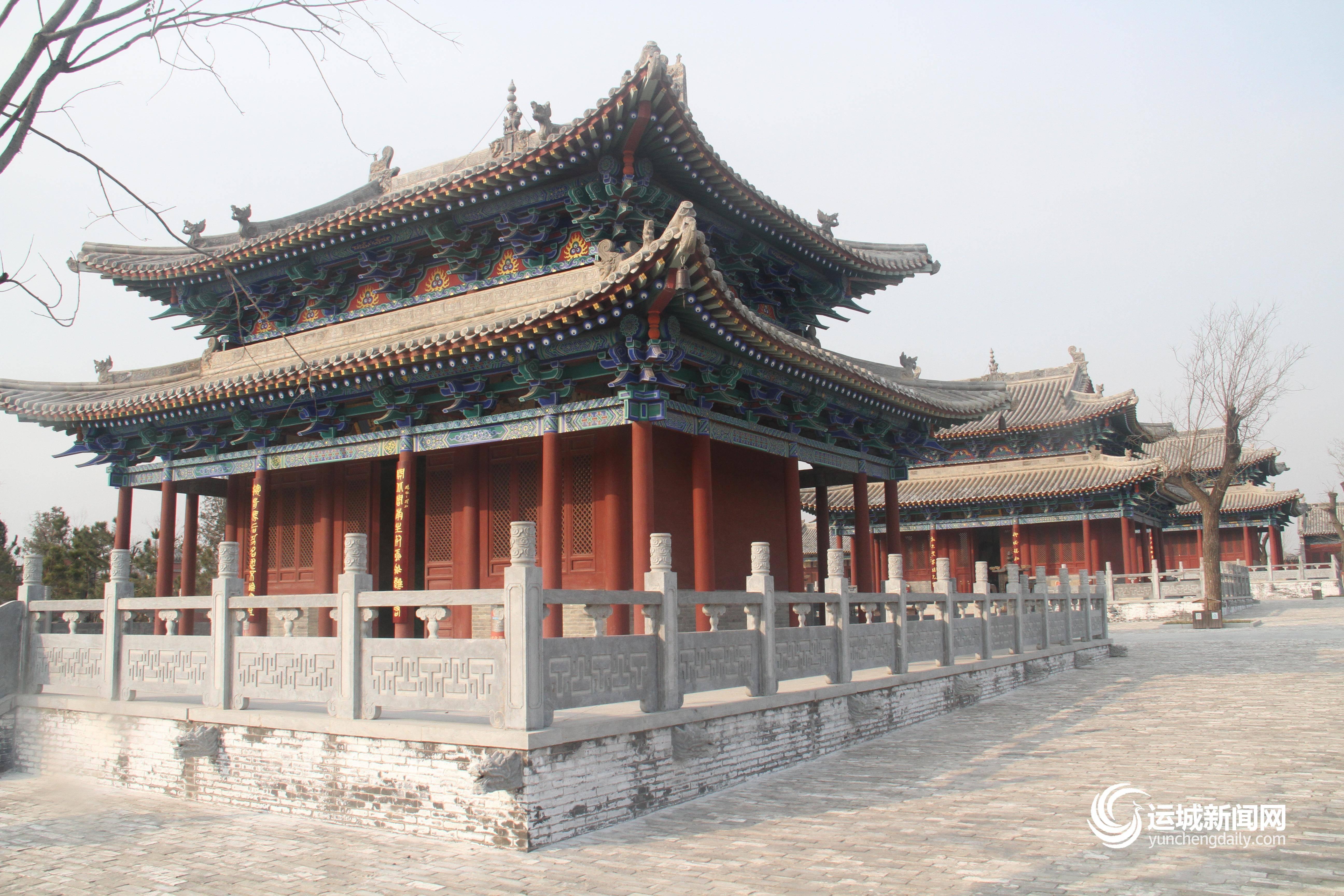 周仓文化园:平陆A级景区零的突破  第2张