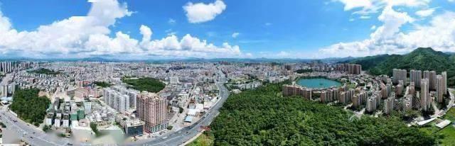 社会 | 海丰上榜!2020中国最美县域榜单公布