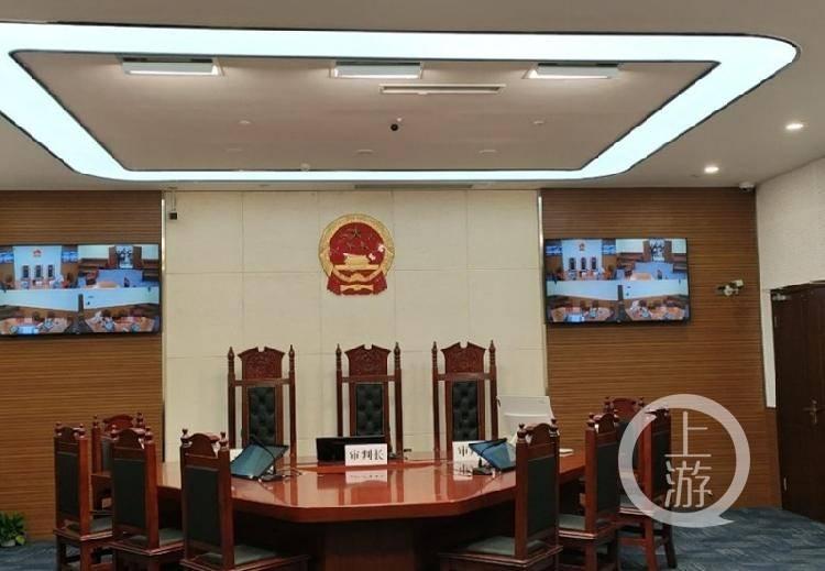市一中法院新诉讼大厅启用 高智能化为老百姓提供一站式集约化服务