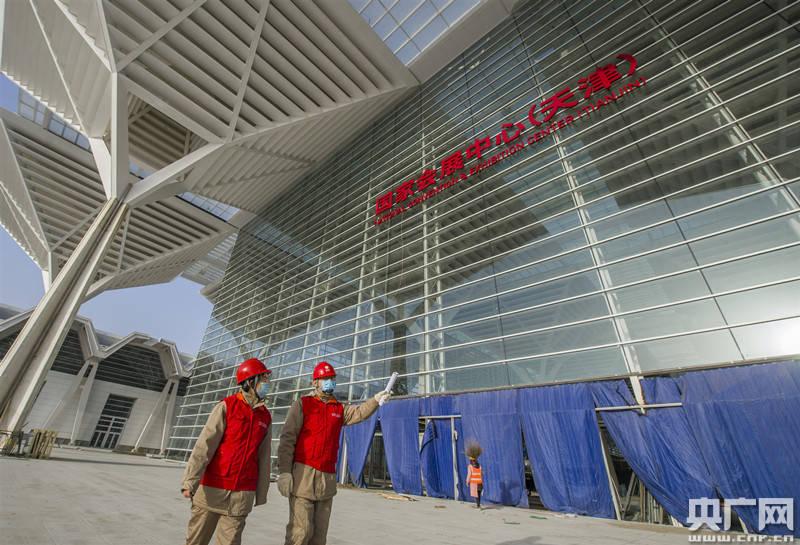 国家会展中心正式实现双电源供电