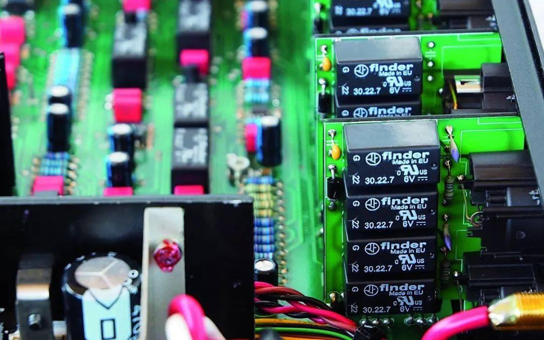 高德平台指定注册【新品速递】大功率、大电流、高阻尼因子:力无敌Restek Epal合并扩大机