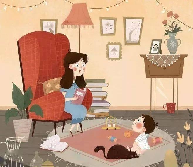 家庭教育:睡前10分钟问这3句话,孩子必将有出息!