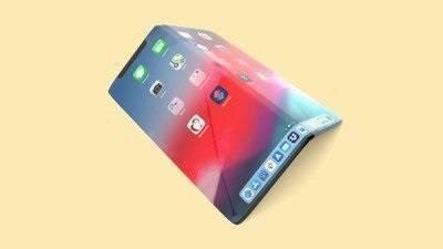 苹果正为iPhone 13测试屏下指纹, 可折叠iPhone也在研发中