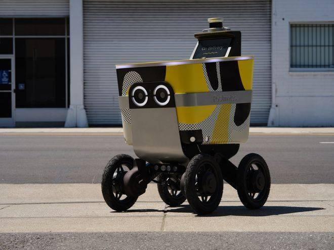 """斥资26.5亿美元买的机器人公司 现被Uber""""抛弃""""?"""