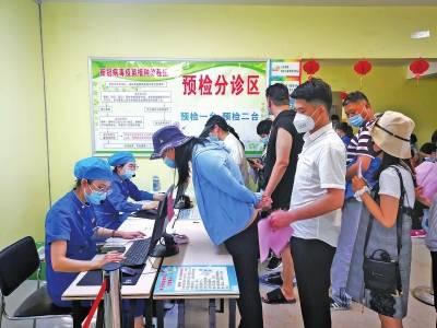 郑州的疫苗接种整体情况怎样? 6月底504万人将完成接种