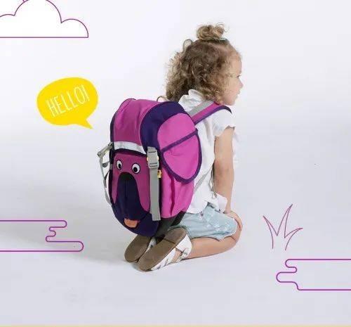 六一儿童节 带你感受地表最萌的Affenzahn书包