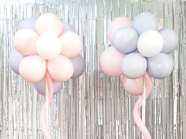 圓氣球最簡單做法圖片,2020普通氣球造型
