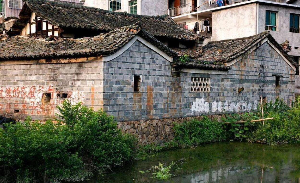 明清时中国人口最多的江西棠阴古镇,京剧发源地,已有970多年历史