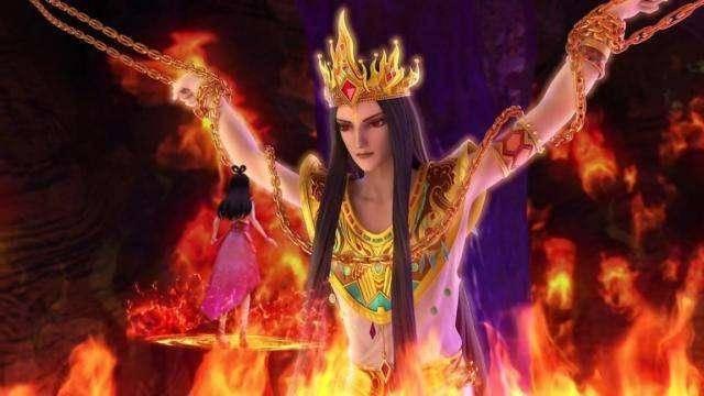 葉羅麗:鎖住火領主的人竟然是靈公主,鎖住火領主其實是迫不得已