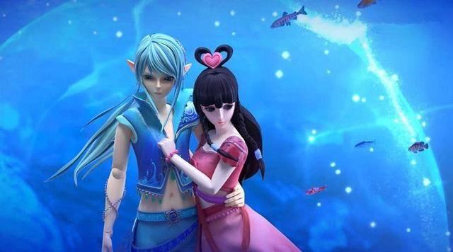 葉羅麗:水王子和王默並不可能在一起,和王默最有可能的是建鵬