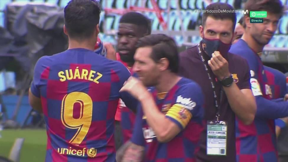 梅西引燃巴萨内乱导火索 球员教练+高层针锋相对