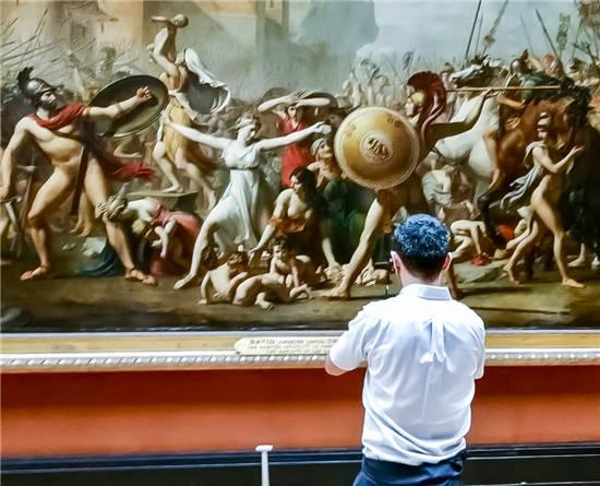 西方绘画展现东方意境之美|艺术家艾克