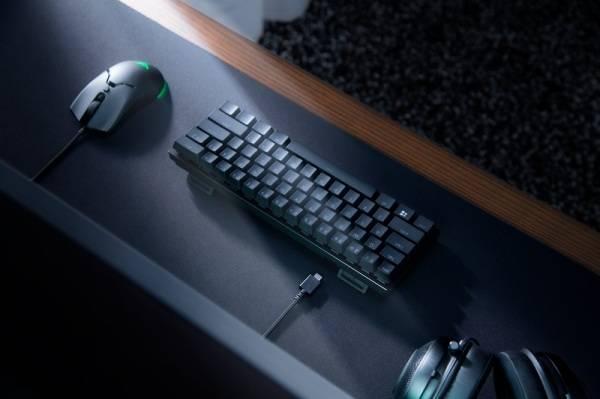 61键有啥好玩?原来猎魂光蛛迷你版是这样的键盘