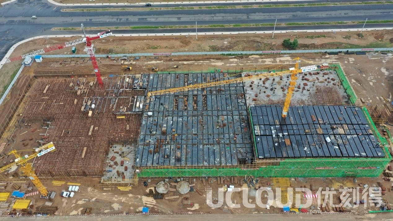 新基建�加速度,探寻UCloud优刻得乌兰察布数据中心建设进展