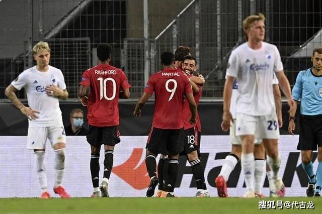 21个点球!曼联获点数五大联赛最多,闯进欧联四强争议不断