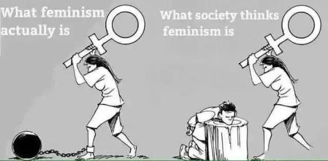 2aaebda7e3b340efb75477ec019800e3 - 女权主义与词语定义